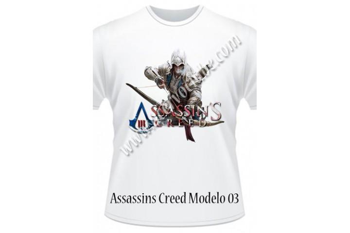 Camiseta Assassin's Creed