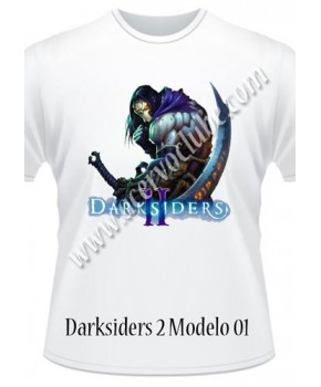 Camiseta Darksiders 2