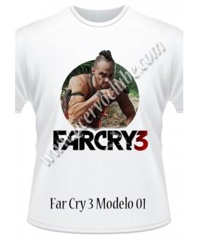 Camiseta Far Cry 3