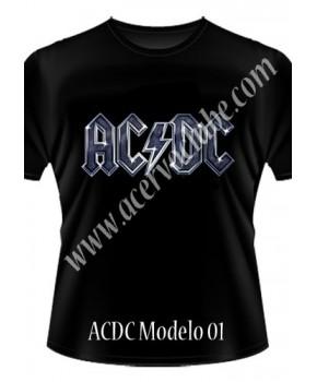 Camiseta ACDC