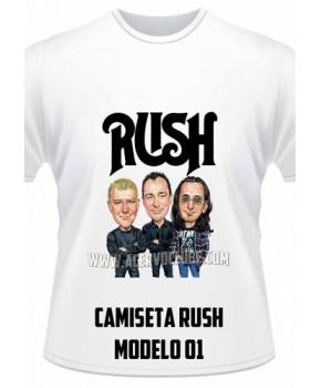 Camiseta Rush
