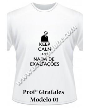 Camiseta Prof Girafales