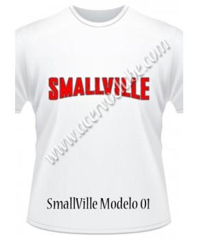 Camiseta SmallVille