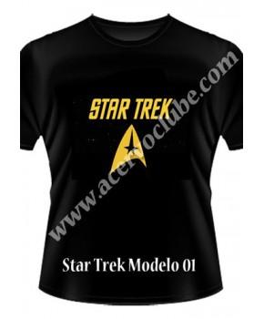 Camiseta Star Trek