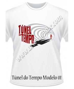 Camiseta Túnel do Tempo