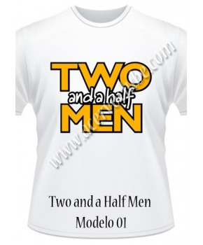 Camiseta Two and a Half Men