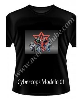 Camiseta Cybercop