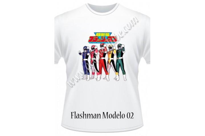 Camiseta Flashman