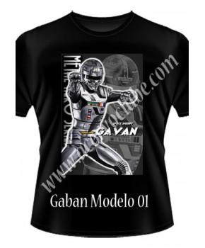 Camiseta Gaban