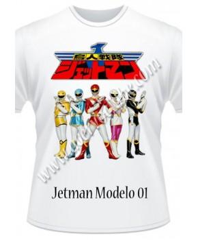 Camiseta Jetman