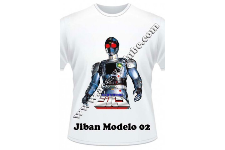 Camiseta Jiban