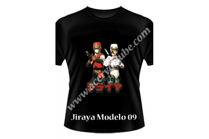 Camiseta Jiraya