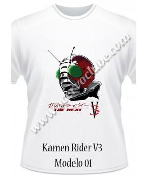 Camiseta Kamen Rider V3