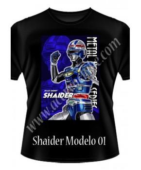 Camiseta Shaider
