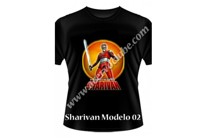 Camiseta Sharivan