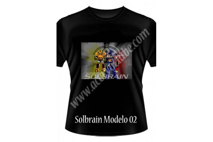 Camiseta Solbrain