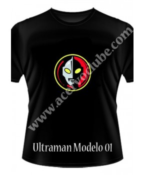 Camiseta Ultraman