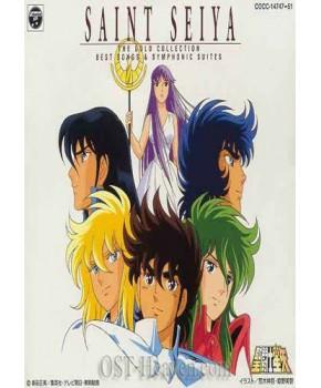 CD - Saint Seiya BGM III
