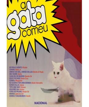 CD - A Gata Comeu Nacional