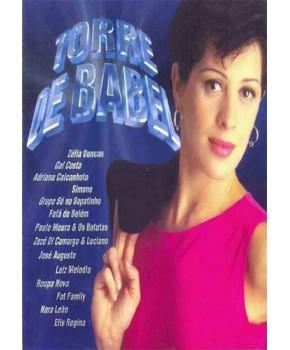 CD - Torre de Babel Nacional