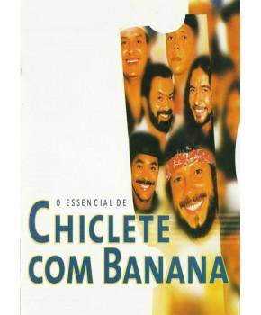 CD - Chiclete Com Banana - Coletânea Completa