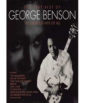 CD - George Benson - The Greatest Hits of All