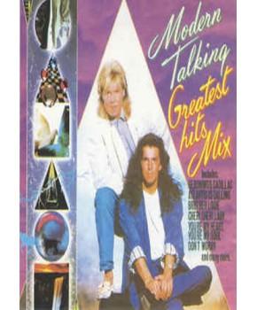 CD - Modern Talking - Greatest Hits Mix