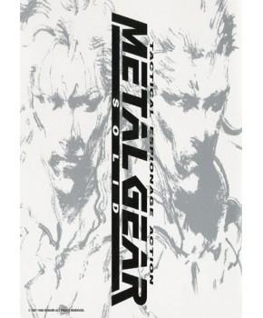 CD - Metal Gear Solid (PS1) Original Soundtrack