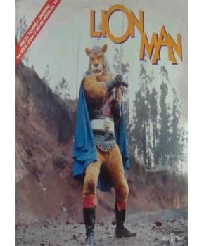 CD - Lion Man Laranja OST Português