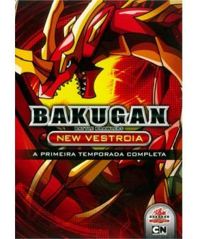 Bakugan, Guerreiros da Batalha - 1ª Temporada