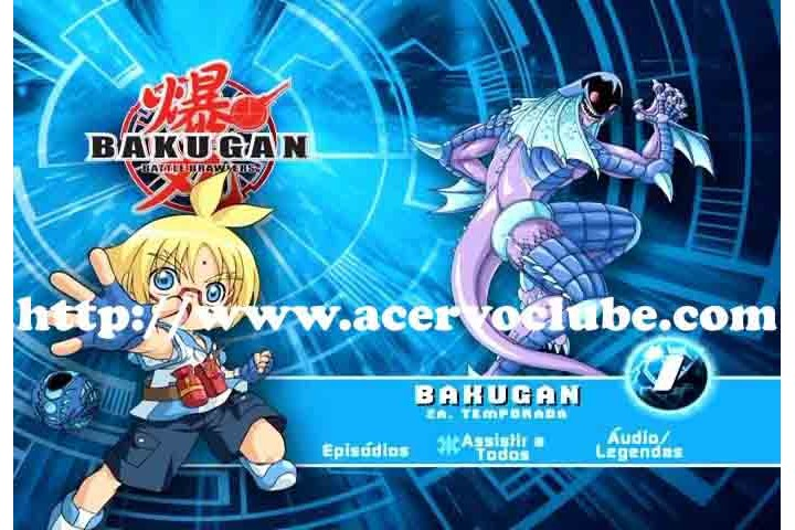 Bakugan, Guerreiros da Batalha - 2ª Temporada