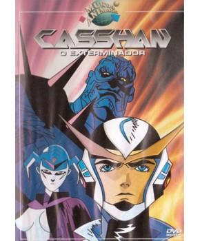 Casshan - O Exterminador - Ovas