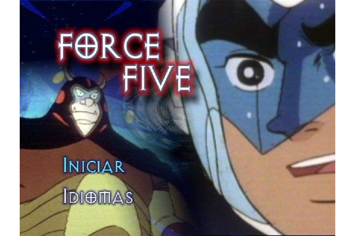 Force Five - Combate Mortal