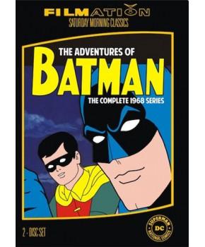 As Aventuras de Batman