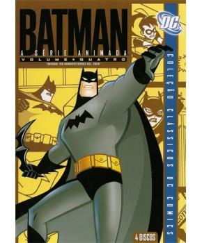 Batman - A Série Animada - 4ª Temporada