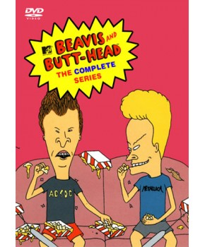 Beavis and Butt-Head - 1ª a 5ª Temporada
