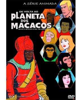 De Volta ao Planeta dos Macacos - A Série Animada