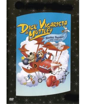 Dick Vigarista & Muttley - Máquinas Voadoras