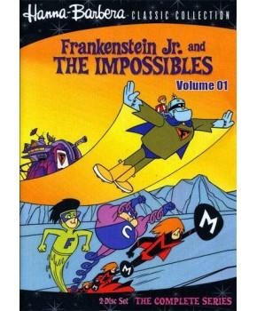 Frankenstein Jr e Os Impossíveis