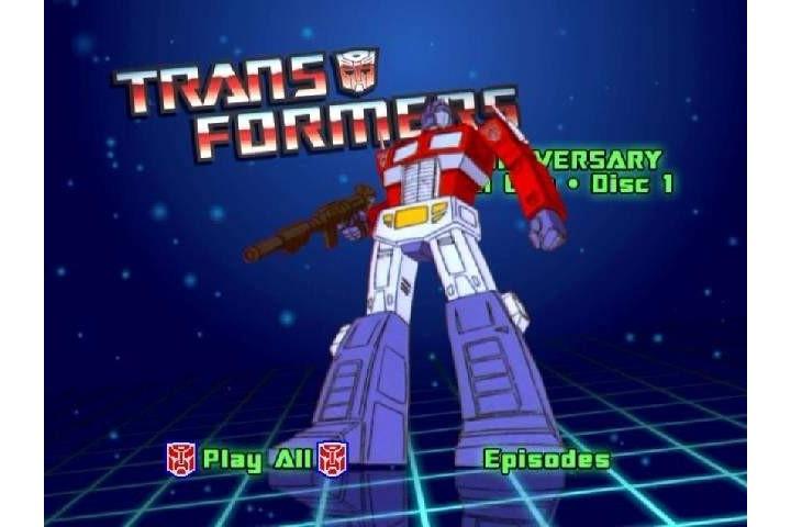 Transformers - A Série Animada