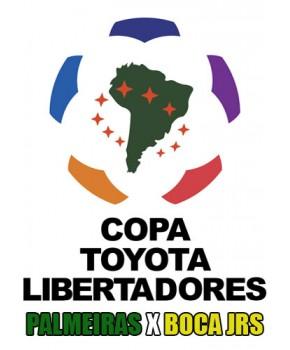 Palmeiras x Boca Júniors - Libertadores 2000