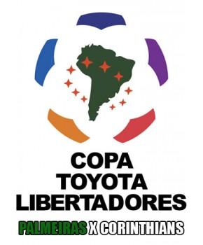 Palmeiras x Corinthians - Libertadores 2000