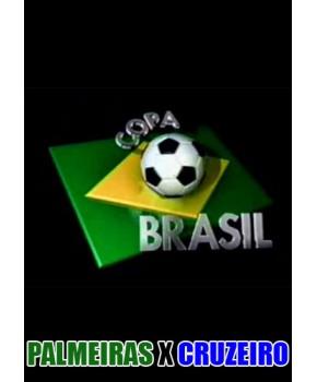 Palmeiras x Cruzeiro - Copa do Brasil 1998
