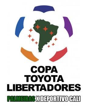 Palmeiras x Deportivo Cali - Libertadores 1999