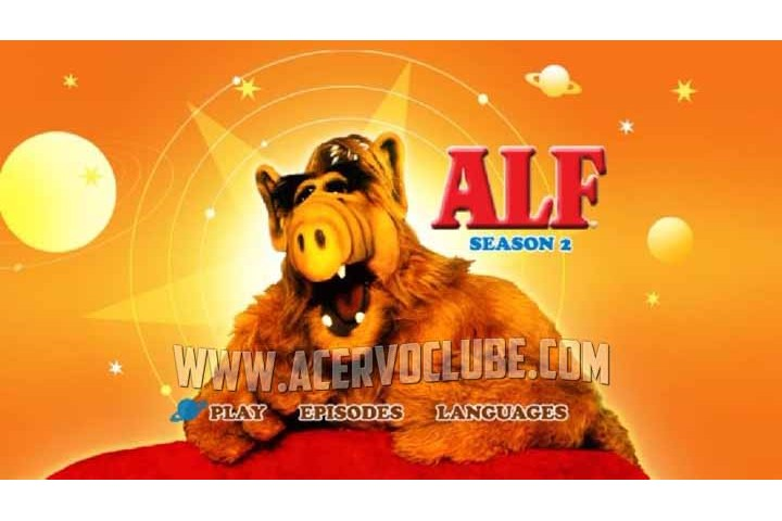 Alf, o E. Teimoso 2ª Temporada