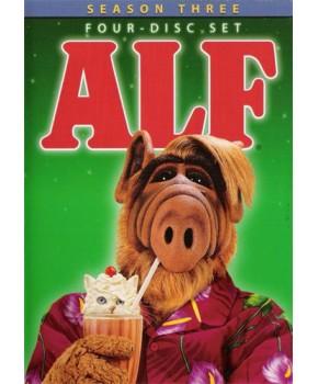 Alf, o E. Teimoso 3ª Temporada