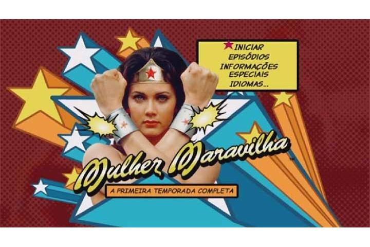 A Mulher Maravilha - 1ª Temporada
