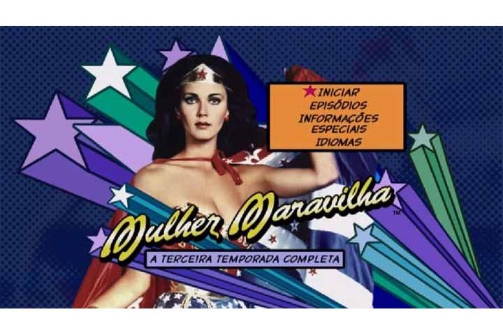 A Mulher Maravilha - 3ª Temporada