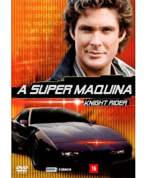 A Super Máquina - 1ª Temporada