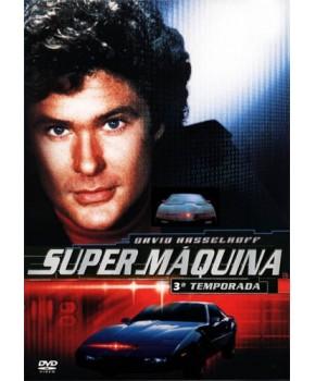 A Super Máquina - 3ª Temporada
